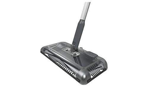 Black + Decker Cordless 3.6V Lithium Carper Floor Sweeper PSA115B