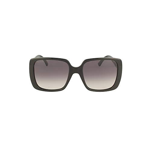 Gucci Gafas de Sol GG0632S BLACK/GREY SHADED 56/20/145 mujer