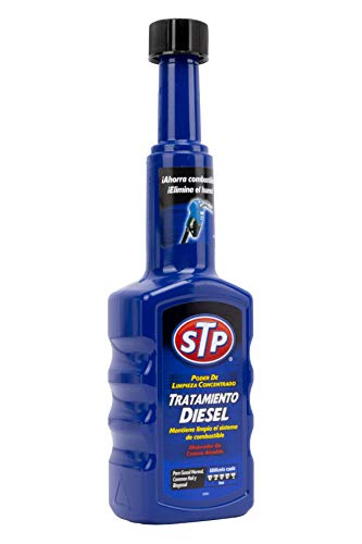 STP ST54200ES Tratamiento Diesel Coche 200 ML Reduce Las emi