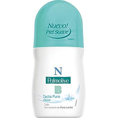 Nb Palmolive - Desodorante Roll-On, Tacto Puro, Classic, 50 ml