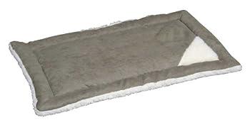 Kerbl 82422 Coussin Litière 43x23 cm Gris