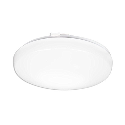 Lithonia Lighting FMLRL 14 20830 M4 14-Inch 3000K LED Low Profile Round Flush Mount by Lithonia Lighting