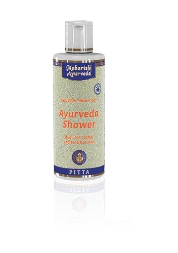 Maharishi Ayurveda Pitta ayurvedisches Duschgel, 200 ml, mild, kontrollierte Naturkosmetik