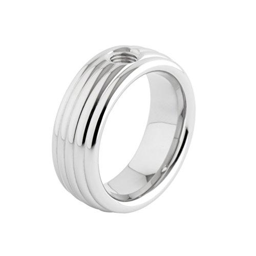 MelanO Vivid Ring Vera Edelstahl Gr. 64 (20.4)