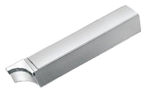 Micro 100 RAD-12 Brazed Tool, Right Hand Square Shank Diameter, Concave Radius