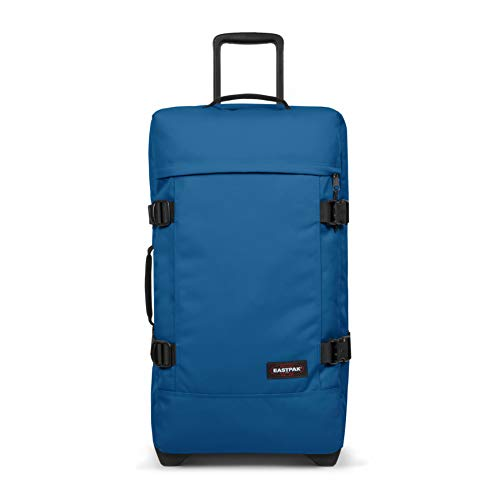 Eastpak TRANVERZ M Hand Luggage, 67 cm, 78 liters, Blue (Urban Blue)