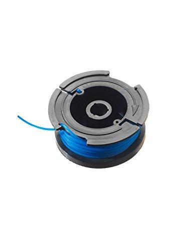 McCulloch GM577616728 Bobina de Hilo para recortabordes eléctricos Black & Decker, Standard
