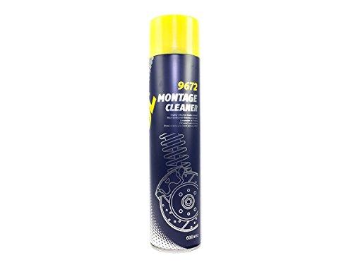 Montage Cleaner Bremsenreiniger 600 ml. Mannol