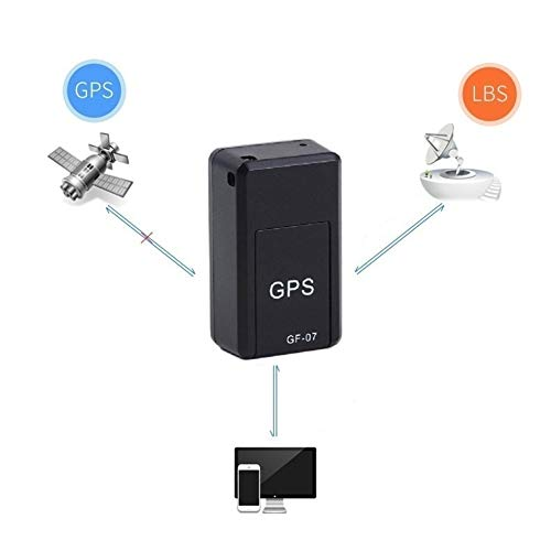 Mini GF-07 GPS Long Standby Magnetic SOS Tracking Device for Vehicle/Car/Person Location Tracker Locator System