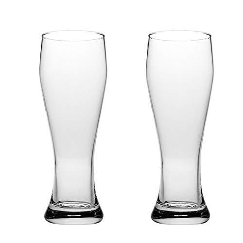 Birra Bicchieri,Bicchiere da Birra,Boccali di Birra,bicchieri birra vetro,occali di Birra in Vetro per Regalo da Uomo,Boccale di Birra Riutilizzabile,per Pasti a Casa,Feste.