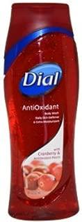 Unisex Dial Antioxidant Body Wash w/ Cranberry & Antioxidant Pearls Body Wash 1 pcs sku# 1788689MA