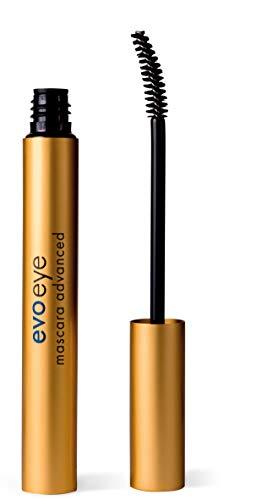 evoeye Mascara Advance – (1 x 5ml) – Enthält Serum für das Wachstum von Wimpern