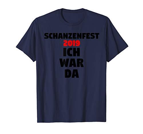 Schanzenfest 2019 Ich War Da - Drachen Lord T-Shirt