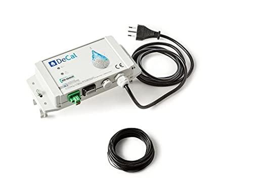 AQ Technology DeCal 34 - Descalcificador electrónico antical estándar ¾' 230 V - 4,5 W....