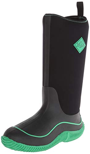 Muck Boot Damen Hale-w, Schwarz/jadefarben, 40 EU