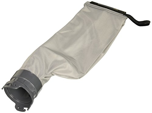 Pentair 360009 Gray Debris Bag with Snaplock Replacement Automatic Pool and Spa Cleaners