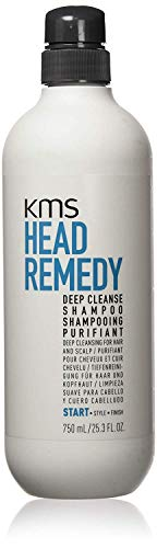 KMS California Headremedy Deep Cleanse Shampoo, 1er Pack (1 x 750 ml)