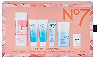 No7 Five Steps To Radiance Skincare Gift Set