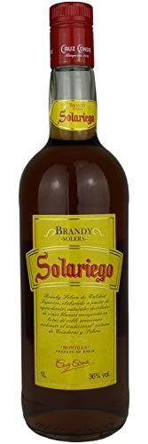 Cruz Conde Brandy Solera 1902 (1 x 1 l)