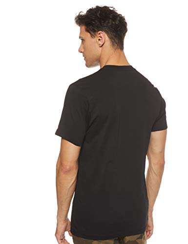 Vans Herren Shirt M OTW, Black/White, S, VJAYY28