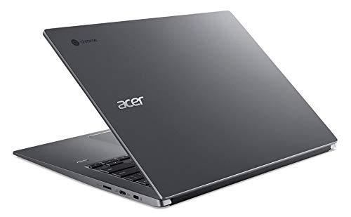 Acer Chromebook 714 (14″, FHD, IPS Touchscreen, i5 8250U, 8GB, 128GB eMMC) - 6
