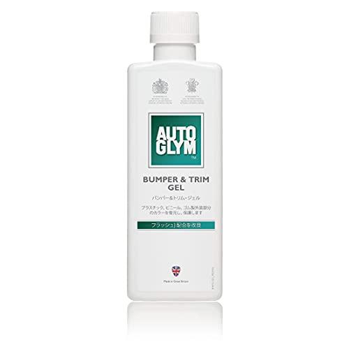 Autoglym - Gel para Parachoques y Embellecedores, Protege los Plásticos Exteriores del Coche y los Embellecedores de Todos los Colores, 325 ml