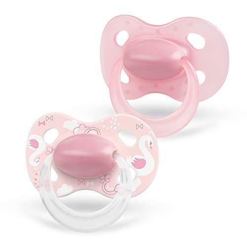 Medela Baby Original Schnuller – Für Babys von 0-6 Monaten – 2 Stück