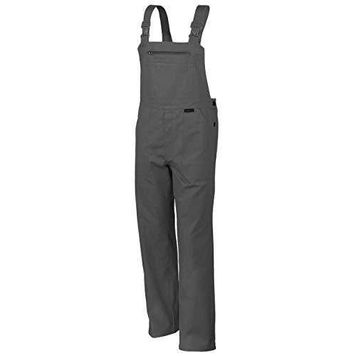 Qualitex Pantaloni da Lavoro BW 270 - Grigio, 56