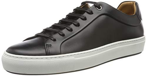 Hugo Boss Herren Mirage_tenn_bu Sneaker, Schwarz Black 002, 42 EU