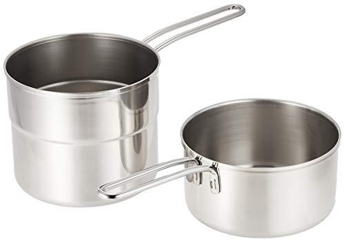 貝印『石黒智子のシンプルな台所道具重ね鍋5点セット』