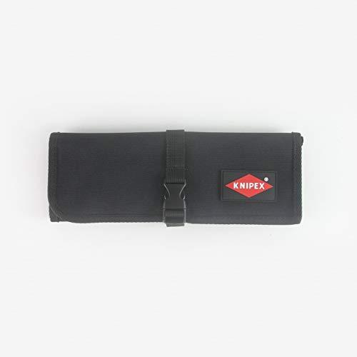 KNIPEX Herramientas - Rollo de herramientas de 4 piezas, vacío (001956LE)