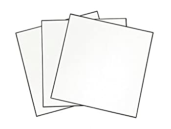 Three Pack of Blank Game Boards  3 Game Boards 18  x 18   Create Your Own Board Game DIY Board Game Family Board Games