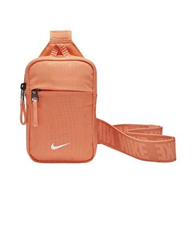 Nike Essentials Advance S Hip Pack Mini Bag, color Naranja, talla Einheitsgröße