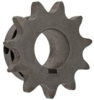 "35B10H-5/8"" Bore Type B Sprocket w/kw-ss 3/8"" Pitch"