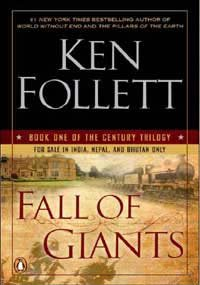Fall Of Giants - Book One Of The Ce…