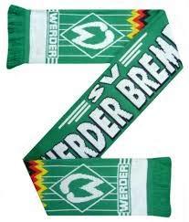 Werder Bremen Scarf   Authentic Soccer Fan Scarf   Premium Acrylic Knit