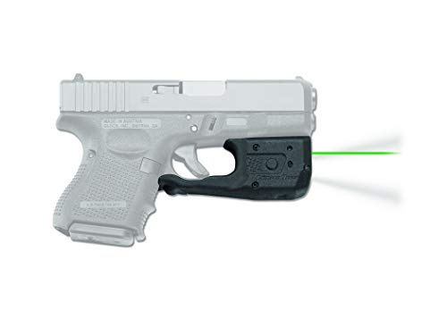 Crimson Trace LL-810 Laserguard Pro Laser Sight and Tactical Flashlight with Instinctive Activation for Glock Pistols