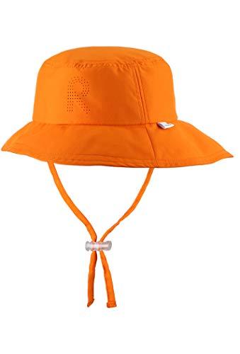 Reima Tropical Sonnenhut Kinder orange Kopfumfang 46cm 2020 Kopfbedeckung