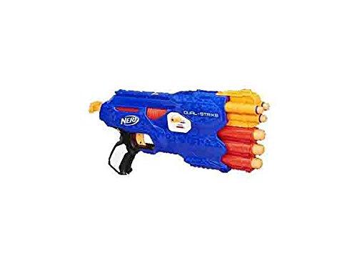 Pistole Gewehr Nerf Dual Strike Spiel Idee Geschenk # AG17