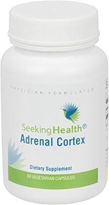 Adrenal Cortex - 60 Vegetarian Capsules - Seeking Health