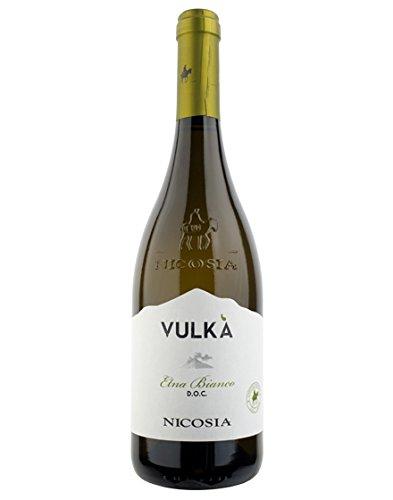 Etna DOC Vulkà Etna Bianco Nicosia 2017 0,75 L