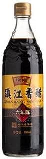 Chinkiang Zhenjiang Vinegar 6 Yr Aged - Hengshun Brand 500mL