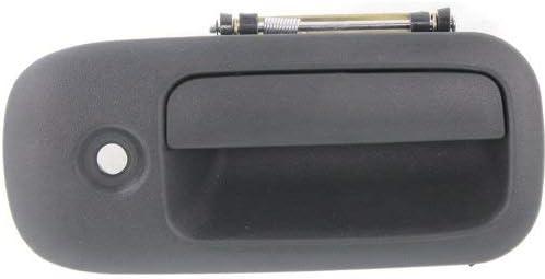 Exterior Door Handle for EXPRESS SAVANA VAN 96 02 Front RH Outside Textured Black product image