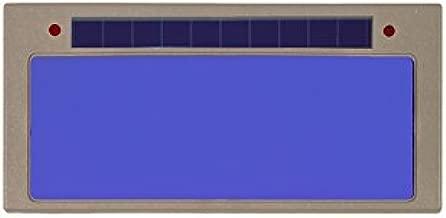 ArcOne T240-10 Tradesman Horizontal Auto-Darkening Filter for Welding Helmets, 2 x 4.25 x 0.2 (2)
