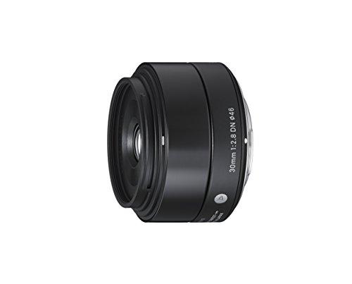 Sigma 30 mm F2.8 DN SE Art - Objetivo para cámaras Digitales sin Espejo Montura E (Sony), Negro