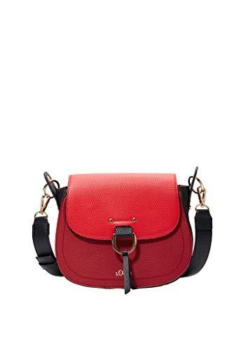 s.Oliver RED LABEL Damen Shoulder Bag im Leder-Look red 1