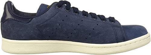 Adidas Damen Stan Smith Sneaker , Blau (Maruni/Maruni/Casbla 0) , 40 2/3 EU
