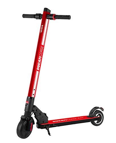Monopattino elettrico Ducati CORSE Air Rosso, Taglia unica
