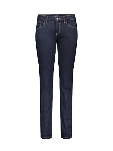 MAC Damen Jeans Carrie Pipe 5954 ( 5909 ) dark rinsewash D801 (36/28)