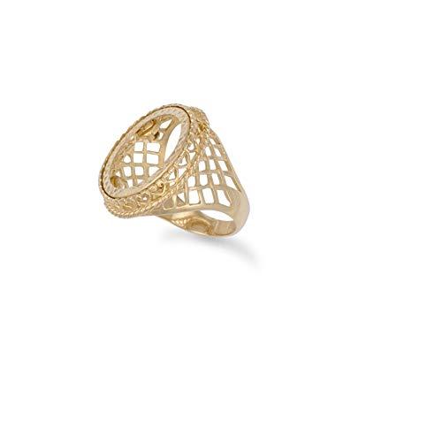 Sovereign Ring 9 Karat Gold